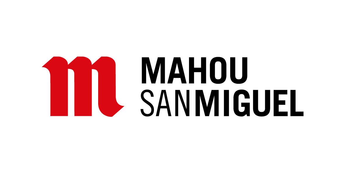 Resultado de imagen de mahou san miguel logo