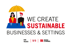 We create sustainable businesses
